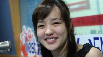 韓冰英文超流利,自爆學英文全靠一個秘技